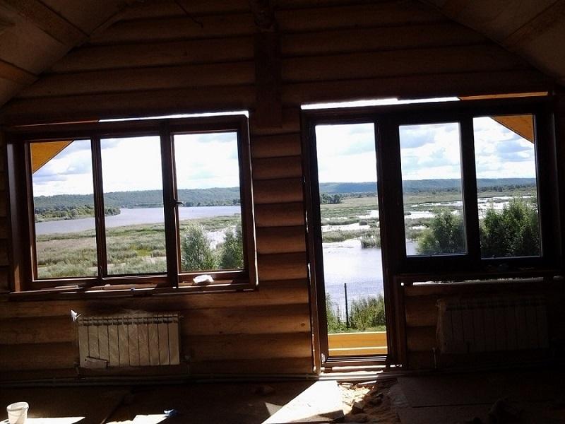 волжские окна